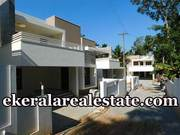 95lakhs independent new hosue villa sale at t Mukkola Mannanthala