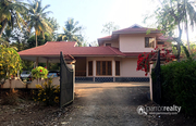 Well maintained 8 acre land with 4bhk in pulpally @ 4 Cr.Wayanad