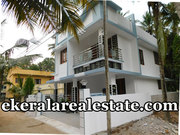 Independent 2 storied new house sale at Manikanteswaram Peroorkada