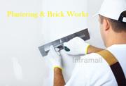 Brick Work & Plastering Services Ernakulam Kerala Inframall
