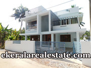 Sasthamangalam Trivandrum 5 cents land and 2000 sqft house for sale