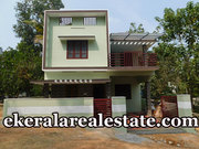 Double storied new house sale at Peroorkada Trivandrum