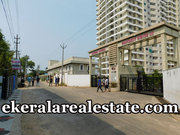 Ready to occupy  1000 sqft flat sale at Menamkulam Kazhakuttom