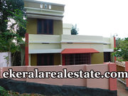 55 lakhs house 1300 sqft sale at Nedumangad