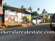 Kallambalam Varkala Trivandrum 10  cents house plot for sale