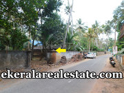 Poovar Trivandrum 25 cents road frontage land for sale