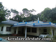 Rubber land 10 acre and house sale at Kanjirappally Kottayam