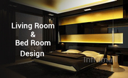 Living Room & Bedroom Design Works in Ernakulam Kerala