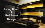 Living Room & Bedroom Design Works in Ernakulam Kerala