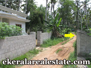 Kaniyapuram Kazhakuttom 6 cents residential house land for sale