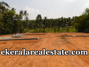 12 cents lorry access house land sale at Pirappancode Venjaramoodu