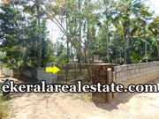 Kariavattom Trivandrum 10 cents residential plot for sale