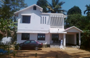 Well 1.25 acre land with two story 5 bhk house in Arimula @  85 lakh.