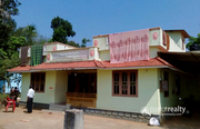 Well 20cent land with 3 bhk house in Arimula @  40lakh.Wayanad