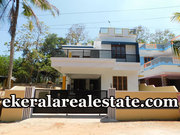 Njandoorkonam  Trivandrum ready to occupy 2000 sqft house for sale