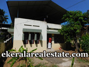 Attingal  22 lakhs per cent land and 1200 sqft used house for sale