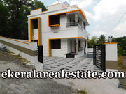 Peyad Trivandrum 5 cents land and new house for sale