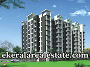 New 3 bhk flat sale at Kazhakootam Trivandrum