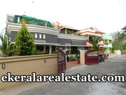 Peyad Trivandrum 4 bhk semi furnished house for sale