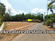 Venjaramoodu lorry access 8 cents plot for sale