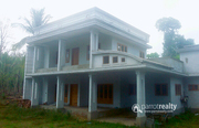 1.75 acre with two story 4 bhk house (yet to finish) in Seethamount