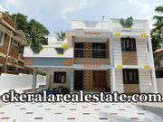 Moonnamoodu Vattiyoorkavu 1800 sqft new house for sale
