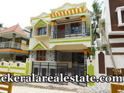 New house 1750 sqft sale at Thachottukavu Trivandrum