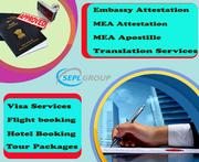 UAE Embassy Attestation in Kerala