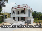 Thirumala Trivandrum 3 bhk individual new house for sale