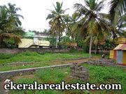 Thittamangalam Vattiyoorkavu  22 cents house land for sale