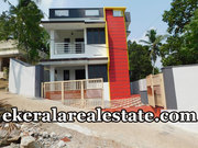 Vazhayila Peroorkada  45 lakhs independent new house for sale