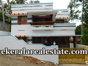 Thachottukavu  1630 sqft new house for sale