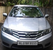 Honda City 1.5MT Corp.Silver 2012