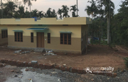 5 cent land with 2bhk house near kenichira @ 20lakh.
