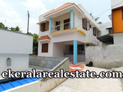 Peyad Trivandrum 1400 sqft 3 bhk new house for sale