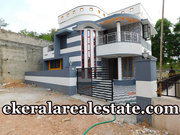 1600 sqft double stoird house sale at Nettayam Vattiyoorkavu