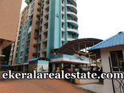 Thampuranmukku Kunnukuzhy semifurnished flat for sale