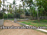 Sreekaryam Powdikonam residential plot for sale