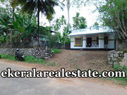 Kallara Pangode 10 cents land and 3 bhk used house for sale