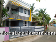 Vattiyoorkavu  3 bhk 52 lakhs house for sale