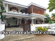 Mannanthala  Trivandrum 4 bhk house for sale