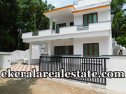 1500 sqft new hosue sale at Pravachambalam Trivandrum