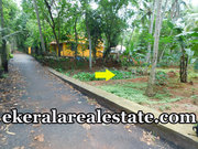 Below 3 lakhs per cnet  land plot sale at Balaramapuram Trivandrum