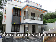 1300 sqft double storied house sale at Vittiyam Peyad Trivandrum