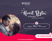 Kovalam Honeymoon Tour Packages-Godwin Holidays
