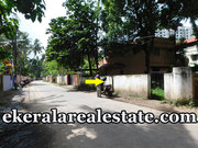 13 lakhs per cente land plot sale at Anayara Trivandrum