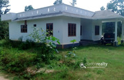 10 cent with 3 bhk house in Koliyadi @ 40lakh