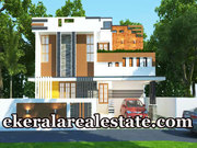 Mudavanmugal Poojappura 5 cents 3 bhk house for sale