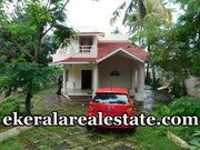 Jagathy Trivandrum 2400 sqft house for sale