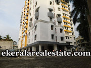 Pattom  1700 sqft 3 bhk flat for sale